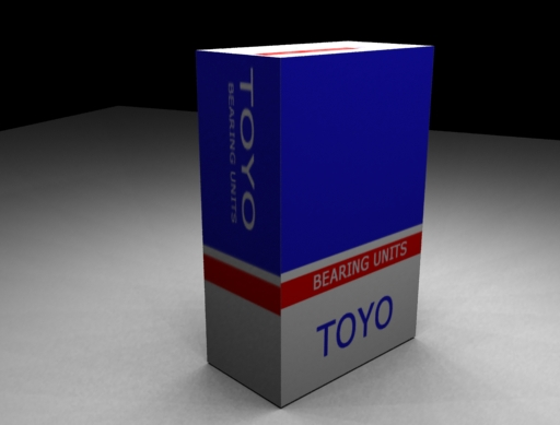 Product Visualization-Toyo